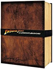 Indiana Jones The Complete Adventures Rare (Limited Edition Collector's Set) © Amazon