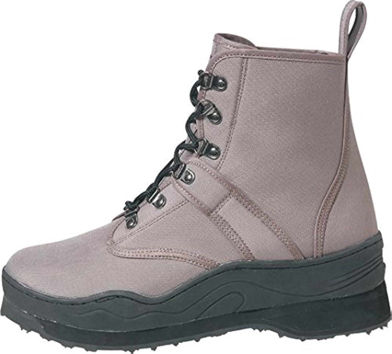 Caddis Men's Taupe Ecosmart Grip Sole Wading shoes