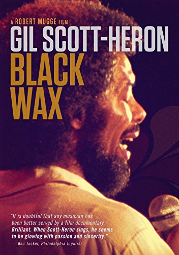 Scott-Heron, Gil - Black Wax
