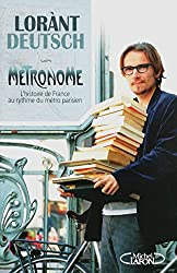 livre Métronome - L'Histoire de France au rythme du métro parisien