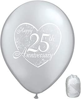 Best silver anniversary party Reviews