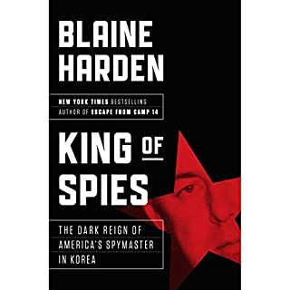 King of Spies cover art