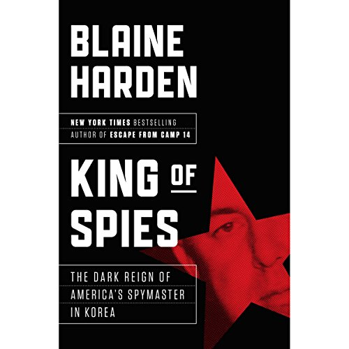 King of Spies audiobook cover art
