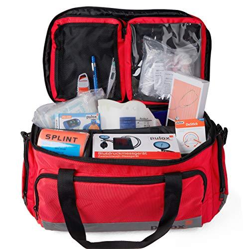 Pulox Erste Hilfe Tasche, Notfalltasche PO-200 Solo