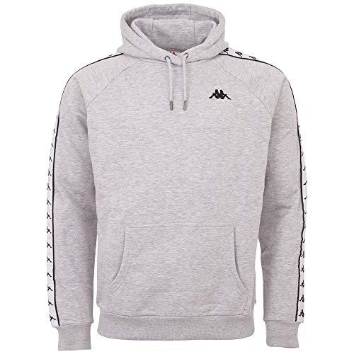 Kappa Authentic Finnus Sweat-Shirt à Capuche pour Homme XXL Chaussures de Running Compétition