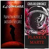 Colección planeta Marte: Las 2 primeras entregas de esta trilogía. en un solo libro. Que además trae una sorpresa al final, para los lectores fieles. (Spanish Edition)