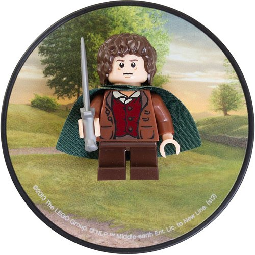 Lego The Lord of the Rings 850681 Frodo Baggins Magnet Aimant Iman