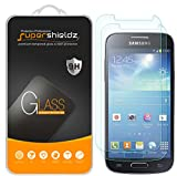 (2 Pack) Supershieldz Designed for Samsung (Galaxy S4 Mini) Tempered Glass Screen Protector, Anti Scratch, Bubble Free