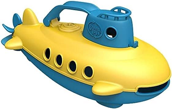 Submarine for the bath!