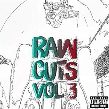 Raw Cuts, Vol. 3