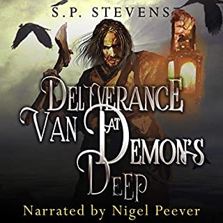 Deliverance at Van Demon's Deep cover art