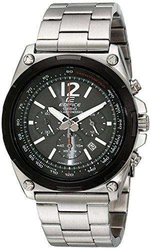 Reloj Casio Edifice para Hombres 44mm, pulsera de Acero Inoxidable