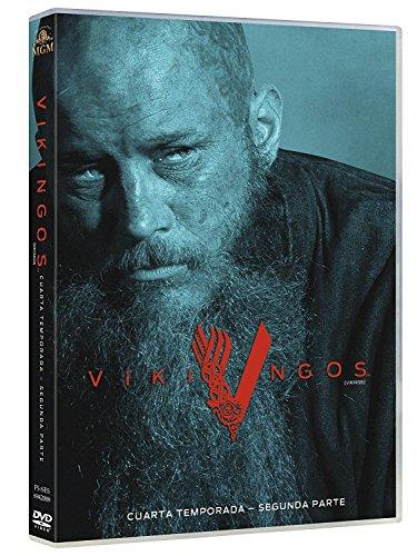 Vikingos - Temporada 4 (Volumen 2) [DVD]