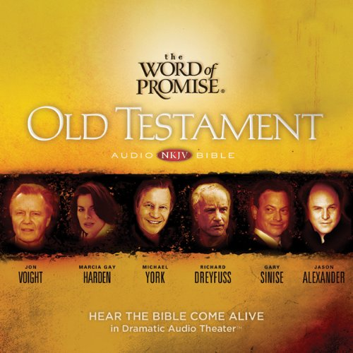 The Word of Promise Audio Bible - Old Testament NKJV PDF