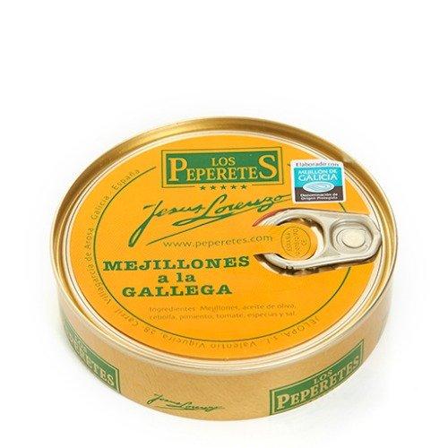 Los Peperetes - Mejillones a la gallega
