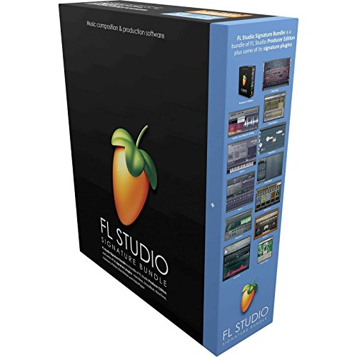 Image-Line FL Studio 20 Signature Bundle (Boxed)
