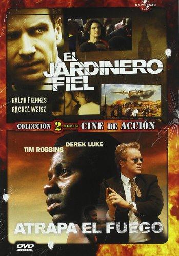 Jardinero fiel+Atrapa el fuego [DVD]