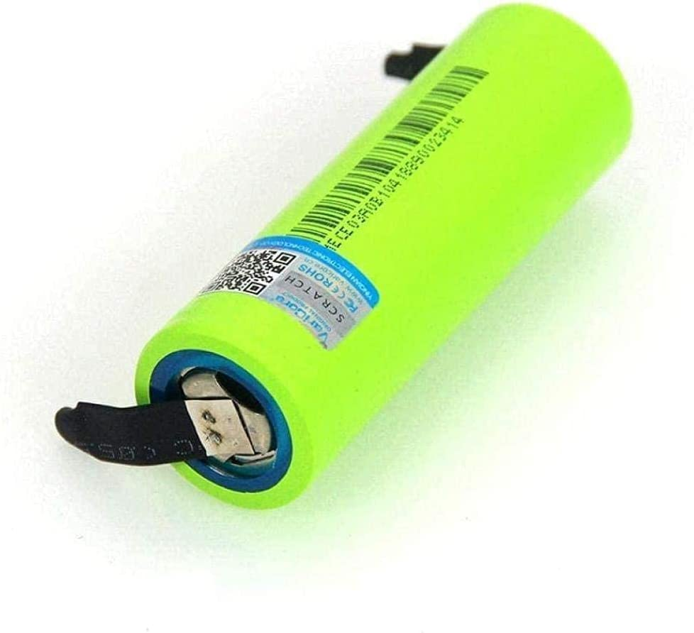 Pack of 2 3.7V Max 68% OFF 26800 7200Mah 35A DIY Battery Discharge Nickel Seasonal Wrap Introduction 5C