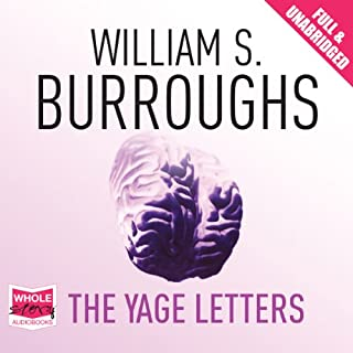 The Yage Letters cover art