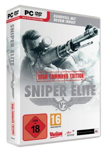 Sniper Elite v2 High Command Edition - [PC]