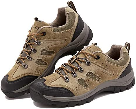 Men s Hiking Shoes Water Resistant Outdoor Non Slip Lightweight Walking Shoe Vent Moab Series product image