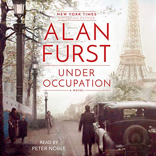 Under Occupation audiobook cover art