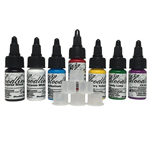 Bloodline products - Best tattoo ink for beginners