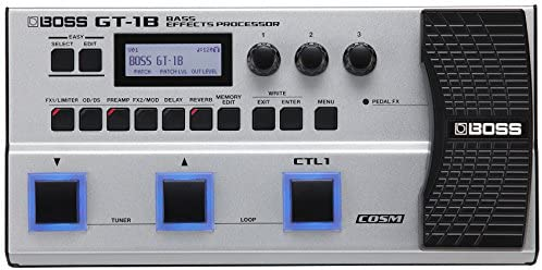 Boss GT 1B Bass Effects Processor with 1 Year EverythingMusic Extended Warranty Free product image