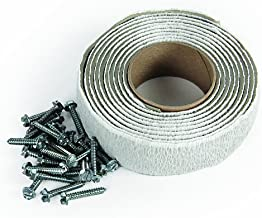 Camco Universal Vent Installation Kit with Putty Tape- Use to Replace or Install Roof Vents, Side Mount Vents Plumbing Stacks and Refrigerator Vents (25003)
