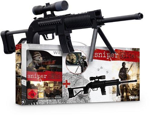Sniper Elite inkl. Sniper Gun
