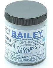 Bailey drenaje rastreo tintes gama