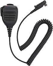 Speaker Mic, High Sensitivity Walkie Talkie Speaker Microphone for PD600, PD602, PD602G, PD605, PD660, PD662, PD662G, PD66...