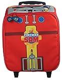 Fireman Sam - Valigia di Viaggi Trolley Bambini