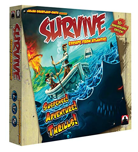 Stronghold Games 2002 - Survive: Escape from Atlantis