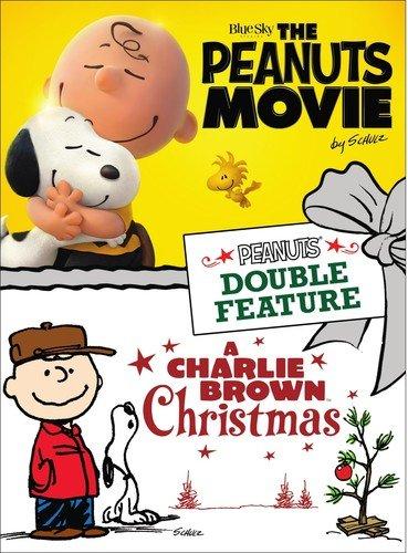 The Peanuts Movie/ A Charlie Brown Christmas (DBFE) (DVD)
