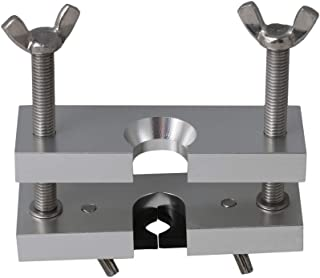 ابزار BullZR آلومینیوم نقره ای Puller Puller ابزار حذف قطعه فلزی برای ابزارهای بادی برنجی ترومبون ترومبون ایفونیونی شاخ