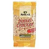 Alnatura Bio Dinkelcracker Sesam, vegan, 12er Pack (12 x 100 g)