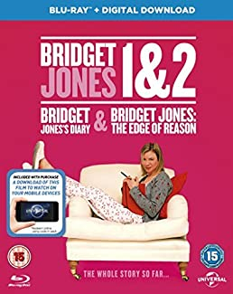 Bridget Jones 1 & 2 - Bridget Jones's Diary & Bridget Jones: The Edge Of Reason