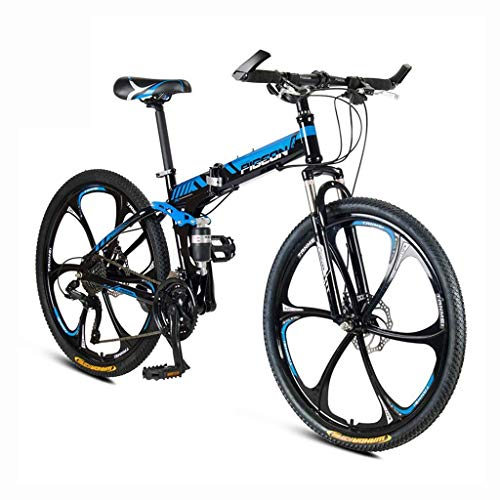 Bicicleta de montaña adulta de 26 pulgadas, bicicleta de 24/27 / 30 velocidades.Aleación de aluminio Big Wheels Freno de montaña, Bicicleta de sendero Bicicletas Bicicletas Bicicletas, Outdoor MTB Eng