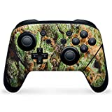 Nintendo Switch Pro Controller Skin Decal Vinyl Wrap - Nug Bud Weed Maijuana