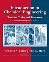 Introduction to Chemical Engineering: Tools for Today and Tomorrow, 5th Edition
