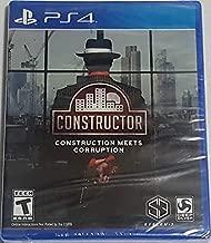 Constructor - Playstation 4 (USA Version)
