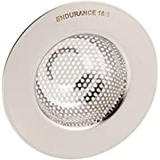 RSVP International Endurance (SINK-4) Stainless Steel Large Sink Strainer, 4.5"