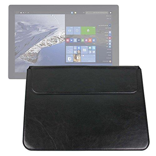 DURAGADGET Funda sobre para Tablet Lenovo Miix 510 - Color Negro E Interior Aterciopelado