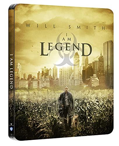 Io Sono Leggenda Steelbook (4K+Blu-ray)