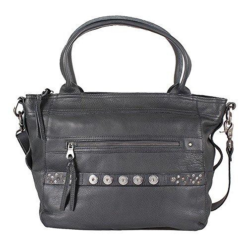 Noosa Damen Tasche 3003 Shopper schwarz