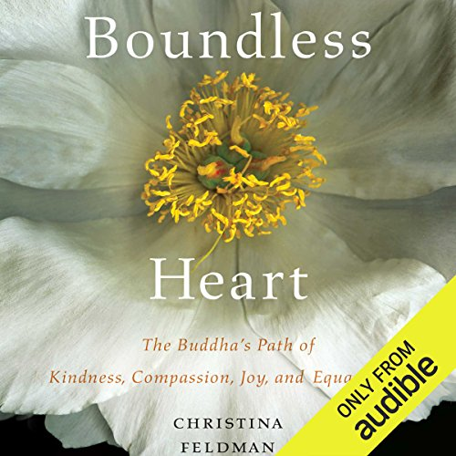 Boundless Heart audiobook cover art