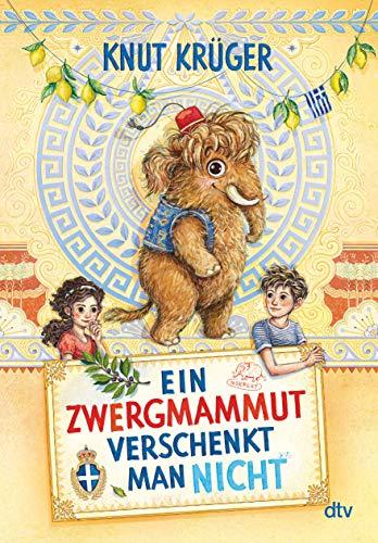 Ein Zwergmammut verschenkt man nicht: Ein Mammut-Norbert-Abenteuer ab 8 (Nur mal schnell-Serie, Band 4)