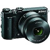 Nikon 1 J5 Digital Camera w/ NIKKOR 10-30mm f/3.5-5.6 PD Zoom Lens...