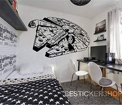 Muursticker Gepersonaliseerd De Force Decal Jedi Master Decals 3D Op zoek Decal Gepersonaliseerde Naam Kostuum Naam Decals 3D Decals 2181RE